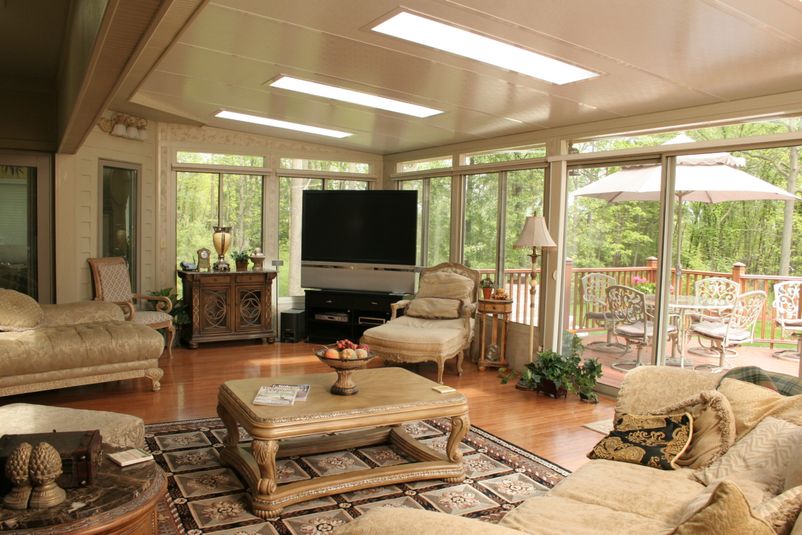 Modern conservatory design ideas - Conservatory Sunroom Kitchens Conservatory Lighting Ideas Kitchen