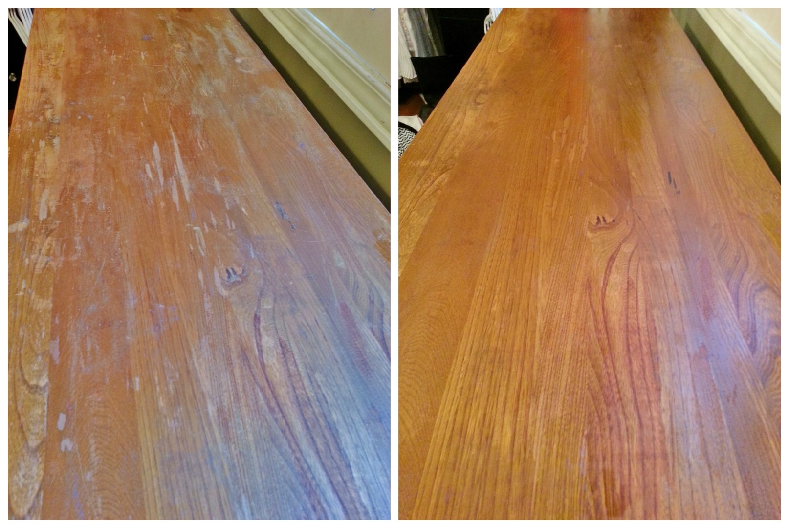 How To Fix Scratches On Wood Furniture The Millionaire 39 S Daughter