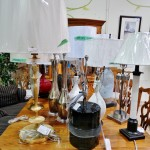 JUST IN! New, High-End Designer Lamps, Decor and Furniture!
