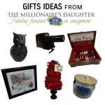 Gift Guide from The Millionaire's Daughter