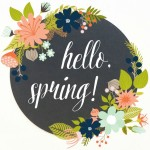 Spring has arrived at The Millionaire's Daughter!